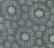 Sample of white fabric with a haemoglobin pattern, made by Osman fabric manufactured by Barlow & Jones Ltd.  Part of a