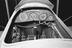 Cockpit De Havilland Gipsy moth Aeroplane 'Jason I' (used on historic flight of Miss Amy Johnson to Australia, May
