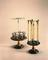 Electric chimes, 1780s. Electric chimes were a common feature of 18th century lecture courses. These were probably made