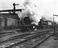 Passenger train at Euston station, 1913