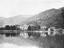 Hotel on the shores of Lake Grasmere, about 1914