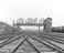Crewe South signalbox, 1915.