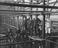 Workers at Euston station, about 1917
