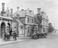 Bletchley railway station and hotel, 1916