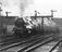 The Royal Scot leaving Euston station, 1925
