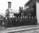 North London Railway workers, about 1900.
