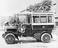 Railway omnibus, about 1910