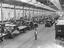 Road vehicle workshop at Wolverton railway works, 1933