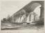 """""""Wharncliffe Viaduct, Hanwell"""", about 1845"""