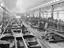 Workshop at Wolverton railway works, 1930