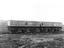 Queen Victoria's railway carriage prior to rebuilding in 1895