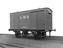 Railway van built at Wolverton works, 1934
