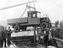 Lorry being placed onto a boat, 1926