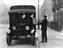 Railway delivery van, 1931