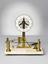Dilatometer by Antoine-Hippolyte Pixii, Paris, France, 1830. Incomplete - lacks horizontal level. Front view.