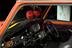 Mini Clubman adapted for use by driver, Mr Edward Freeman, disabled by the drug thalidomide, c.1978-1979.       Detail image
