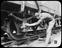 Axle box maintenance, with worker.