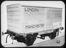 Speed Freight container, marked London to Manchester, on Conflat wagon.
