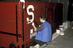 Stanton Iron Works 12 Ton Mineral Wagon - 1990.
