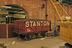 Stanton Iron Works 12 Ton Mineral Wagon.