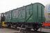British Railways Special Cattle Van.